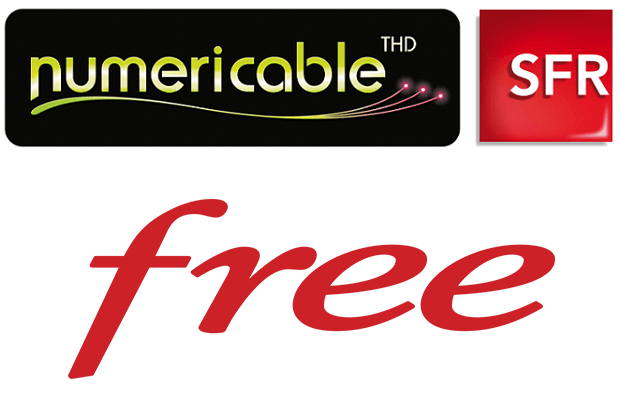 Free vs Numericable-SFR