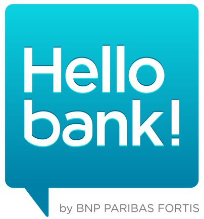 Logo de Hello Bank by PNB Paribas