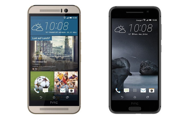 HTC One M9 et A9