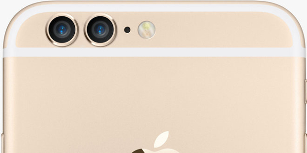 un double capteur photo sur l'iPhone 7 ?