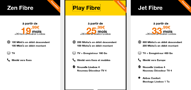 Bon Plan Fibre d'Orange