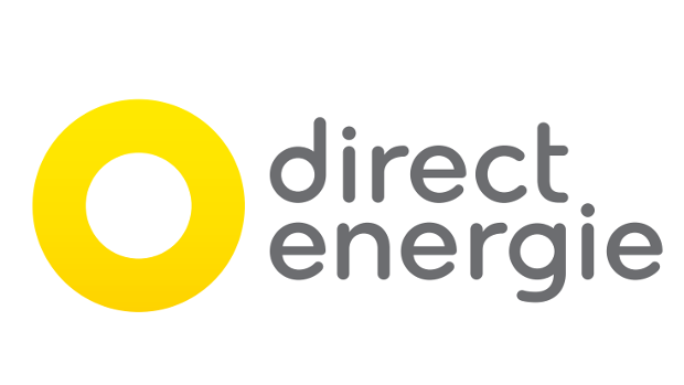 Logo de Direct Énergie